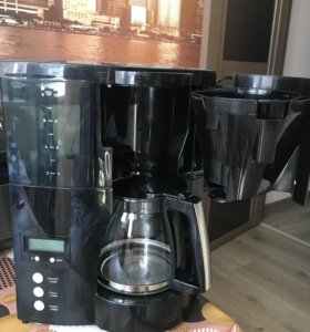Кофеварка Melitta optima timer