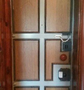 Дверь железная на проем 800. ВМЗ