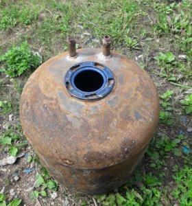 Бак из под водонагревателя