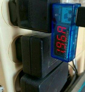 USB Ампер Вольтметр