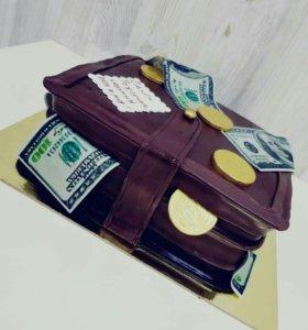 Торты и кэнди бар к вашему празднику