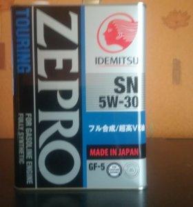 Моторное масло ZEPRO 4л