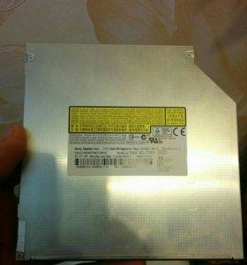 DVDRW/CDRW дисковвод для ноутбука