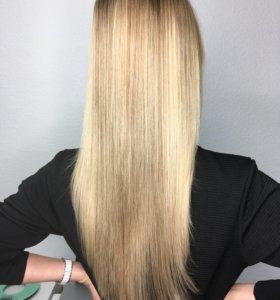 Предлагаю процедуры для волос кератин и Ботокс!!!