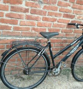 Велосипед bbf