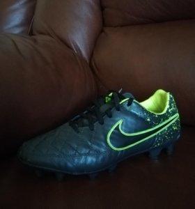 Футбольная обувь Бутсы Nike tiempo legend V SG-PRO