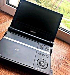 Портативный DVD плеер EXPLAY PDR8