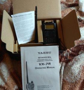 Рация Yaesu VX7-R