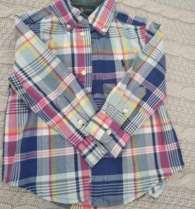 Рубашка оригинал Ralph lauren
