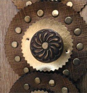 Турецкий кожаный пояс