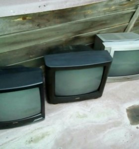 Телевизор неисправный