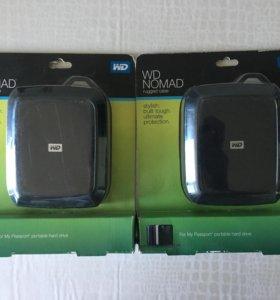 Защитный футляр My Passport WD NoMad для HDD 2'5