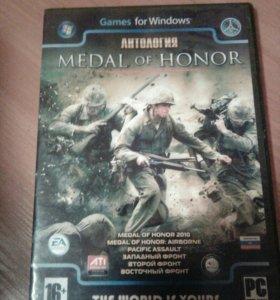 Компьютерная игра MEDAL OF HONOR