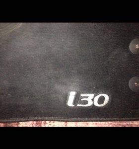 Летние коврики для i30