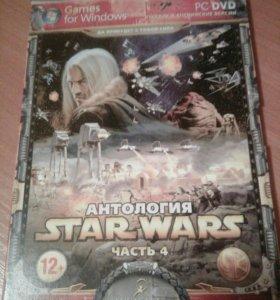 Компьютерная игра антология STAR WARS часть 4