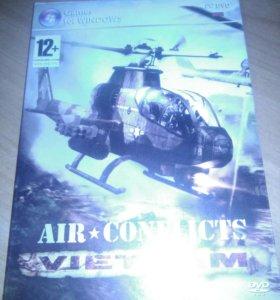 Компьютерная игра AIR CONFLICTS VIETNAM