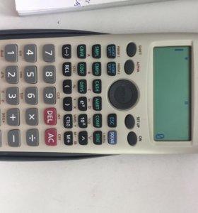 Финансовый калькулятор Casio