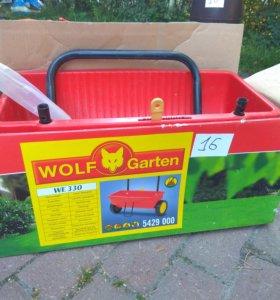 Разбрасыватель-сеялка Wolf Garten WE 330