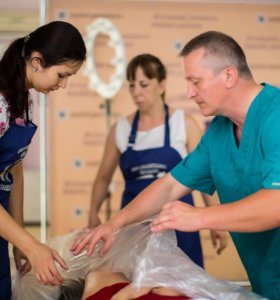 Курс «СПА программы для тела»