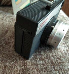 Ретро фотоаппарат смена 8 м