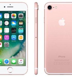 IPhone7 32gb rose gold