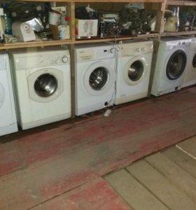 Распродажа стиральных машинок б.у