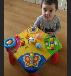 Срочно!Игровой столик для малышей