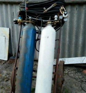 Ацетиленовый сварочный аппарат