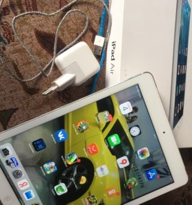 Apple iPad Air 64gb,wi-fi,cellular.