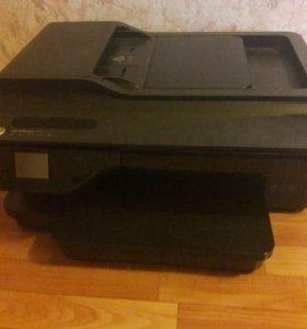 Струнный принтер HP Officejet 7612