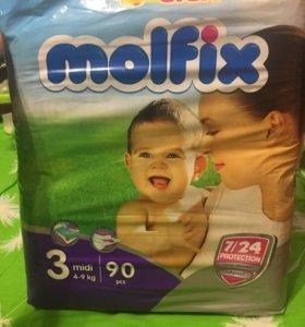 Подгузники MOLFIX