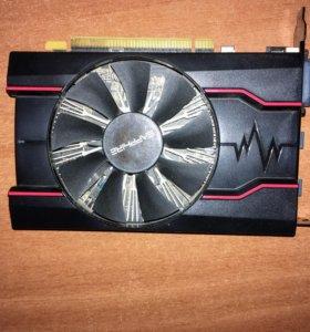 Sapphire AMD Radeon RX 550 PULSE OC