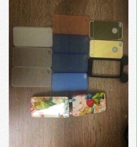 Чехлы на айфон 4,5,6,6+