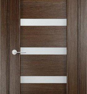 Дверь межкомнатная Эко шпон 32 D