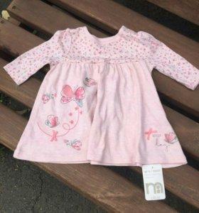 Платье от Mothercare