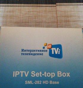 Интерактивное телевидение
