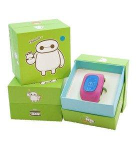 Уникальные детские часы с телефоном и GPS.