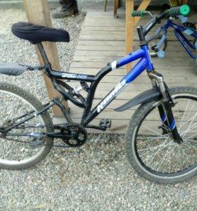 Велосипед KAMA Street sport 2420