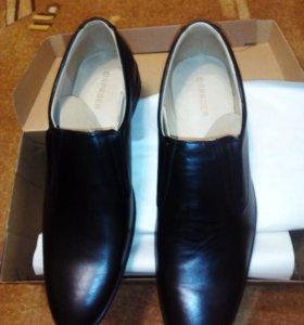 Туфли мужские,нат.кожа