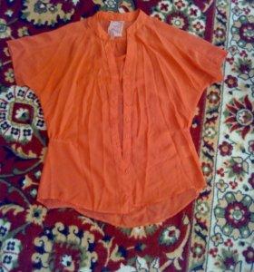 блуза летняя.