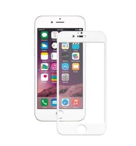 2 защитных стекла на айфон 6s