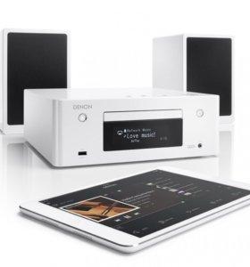 Аудиосистема DENON - звук HI - FI. Новая!