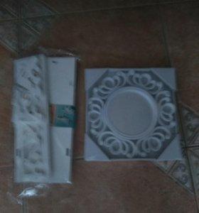 Комплект полочка и зеркало