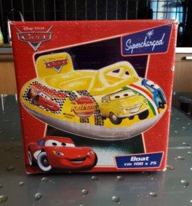 Надувная игрушка лодка НОВАЯ для малышей