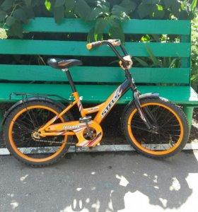 Велосипед стелс талисман