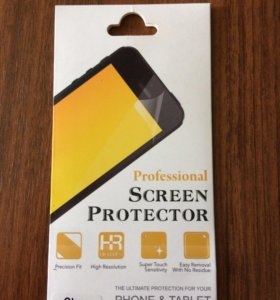 Защитная пленка айфон 5,5s