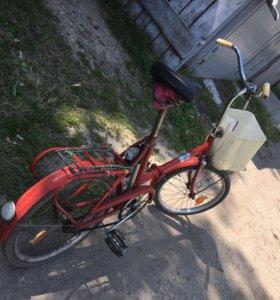 Велосипед «Кама»