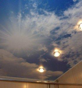 Натяжные потолки в Ногинске Черноголовке