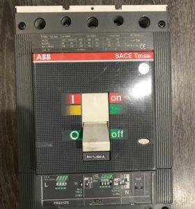 Автоматический выключатель ABB 400 A