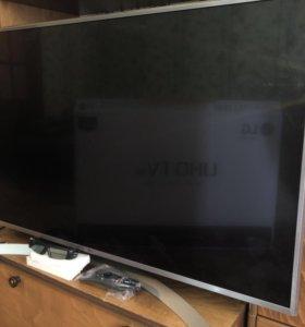 LG UHD TV 4K 49UJ67 / 123 cm / 49